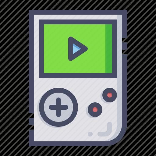console, game, gameboy, gamepad, gaming, handheld, nintendo icon