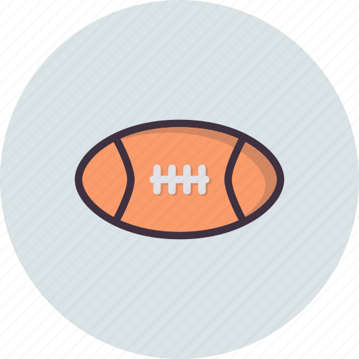 american, ball, football, game, rugby, soccer, sports icon