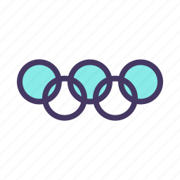 games, olympic, olympics, ring, rings, sports icon