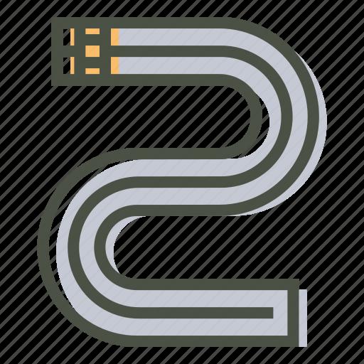 circuit, lap, motor, race, racing, sports, track icon
