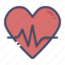 activity, fitness, health, heart, love, medicine, passion icon