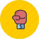 boxing, fight, game, glove, gloves, hit, punch icon