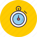 alarm, clock, count, stopwatch, time, timepiece, timer icon