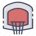 basket, basketball, game, hoop, play, sports icon