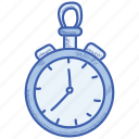 fitness, health, lifestyle, stopwatch icon
