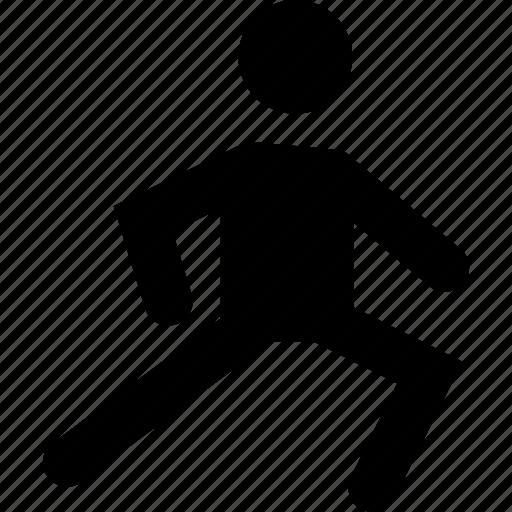 athlete, exercise, fitness, sportsman icon