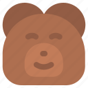 animal, bear, teddy, toy, zoo