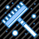 rake, tool, utility icon