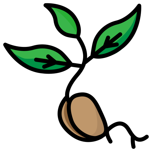 Allergens, lupin seed, nature, lupin, seed, beans icon