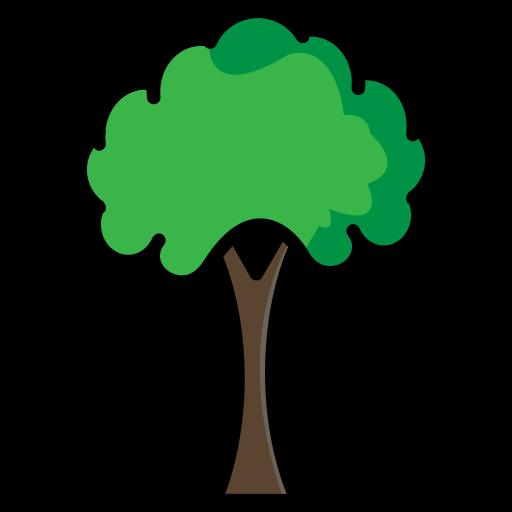 eco, ecology, nature, plant, tree icon
