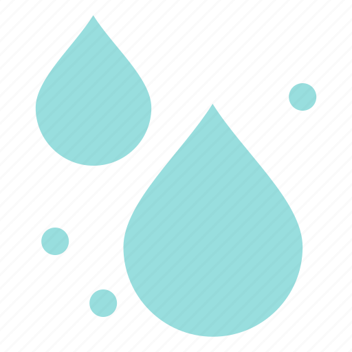 droop, spring, water icon