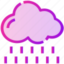 cloud, rain, spring, weather icon