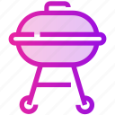 barbecue, barbeque, bbq, party, spring icon