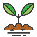 easter, plant, season, seeds, spring icon
