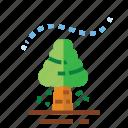 easter, farming, nature, outdoor, season, spring, tree icon