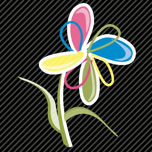 ecology, flower, garden, nature, petals, spring, summer icon