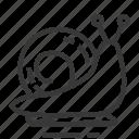 animal, easter, season, snail, spring icon
