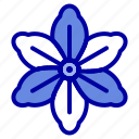 floral, flower, nature, spring icon