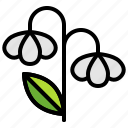 flora, floral, flower, spring icon