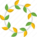 celebration, christmas, christmas wreath, decorate, wreath icon