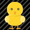 animal, chick, chicken, nature, spring icon
