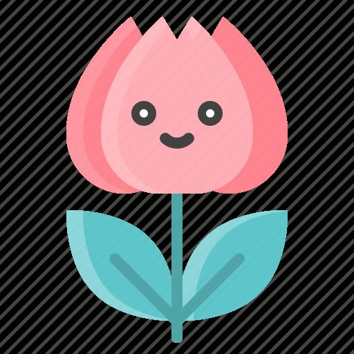 Flora, floral, flower, nature, spring, tulip icon - Download on Iconfinder