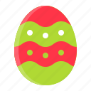 easter egg, egg, fancy, nature, spring icon