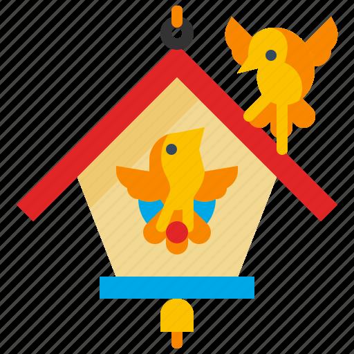 Animal, bird, birdnest, nest, spring icon - Download on Iconfinder