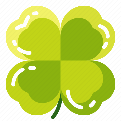 Clover, green, leaf, luck, plant icon - Download on Iconfinder