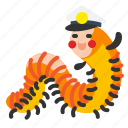 animal, bug, legs, millipede, nature icon
