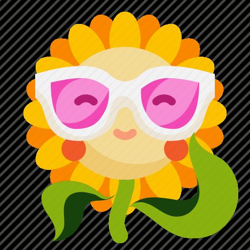 Blossom, floral, flower, spring, sunflower icon - Download on Iconfinder