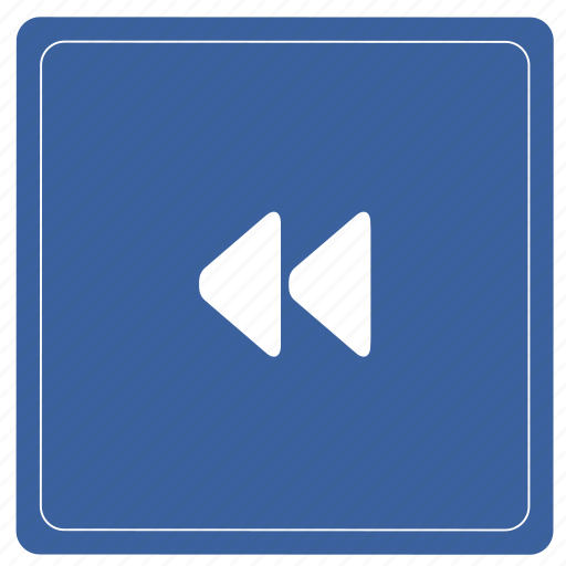 back, backward1, control, player, previous icon
