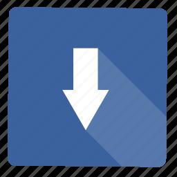 arrow, arrows, down, downv, shape, up icon