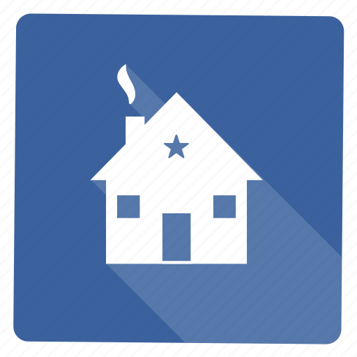 business, hotel, house, housev, motel, payment icon