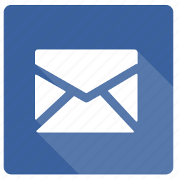 correspondence, email, envelope, letter, mail icon