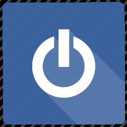 restart, shutdown, shutdown1, standby, system icon