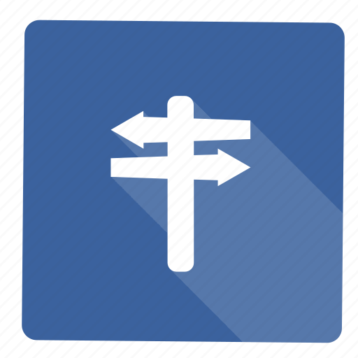 arrow, down, move, shape, sign icon