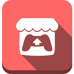 games, itch, marketplace, video games icon