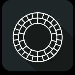 community, photo, photo app, social, vsco icon