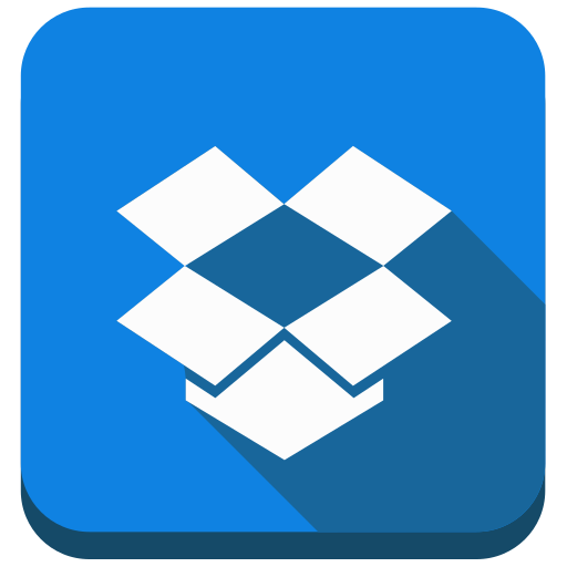 cloud, dropbox, storage icon