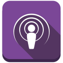 itunes, podcast icon