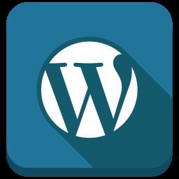 blog, blogging, website, wordpress, wordpress.com icon
