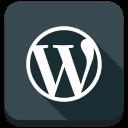 blog, blogging, website, wordpress, wordpress.org icon