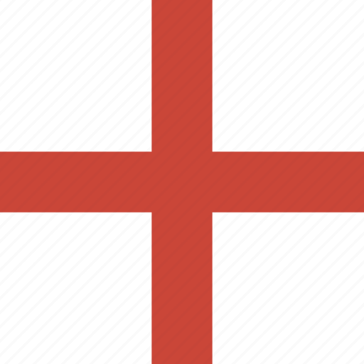 england, square icon