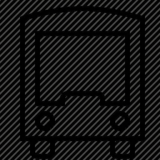 bus, shuttle, transport, travel, vehicle icon