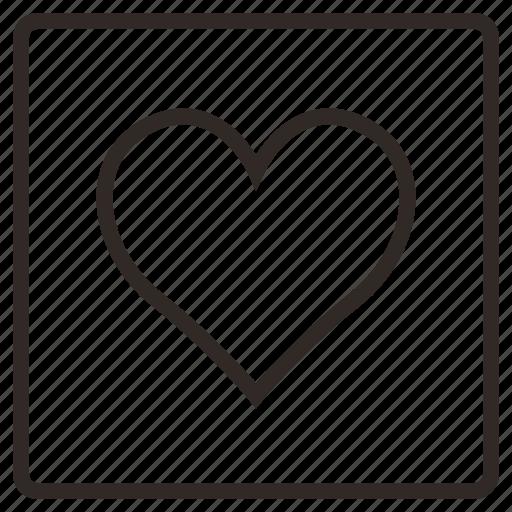 heart, interest, love, match, social icon