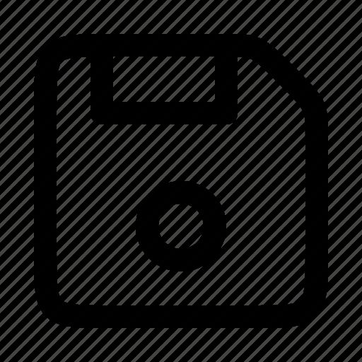 Save, data, disk, floppy, storage icon - Download on Iconfinder