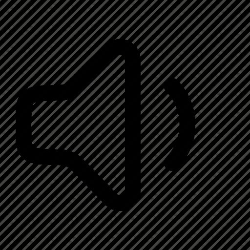 audio, low volume, sound, speaker, volume icon