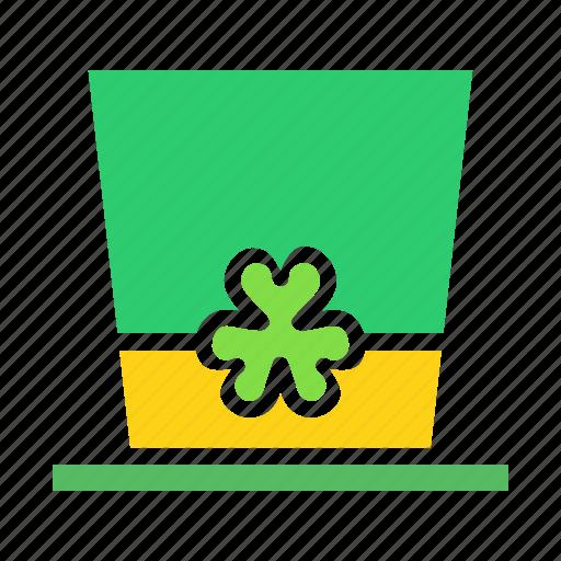 day, hat, irish, leprechaun, patricks, saint, shamrock icon