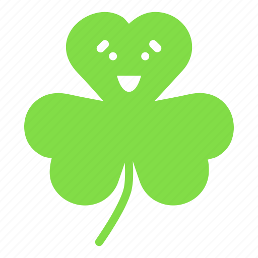 Clover, festival, patricks, saint, shamrock, three, leaf icon - Download on Iconfinder
